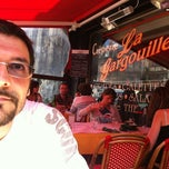 Photo taken at Creperie La Gargouille by Paolo D. on 8/2/2012