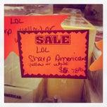 Photo taken at Clark's Shurfine Foods by Will D. on 4/16/2012