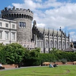 Photo taken at Dublin Castle by Khadijeh on 7/14/2012
