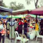 Photo taken at Bazar Ramadhan Tmn Tasek,Ampang by milin a. on 7/21/2012