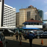 Photo taken at Masjid Bank Panin Pusat by AiAiAi on 6/8/2012