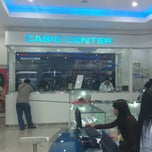 Photo taken at Casio Service & Sales Center by Maikel M. on 7/28/2012