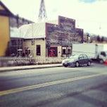 Photo taken at High West Distillery & Saloon by Katie R. on 3/15/2012