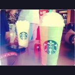 Photo taken at Starbucks by Mia 葉. on 5/11/2012
