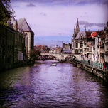 Photo taken at Gent by Birger on 5/10/2012
