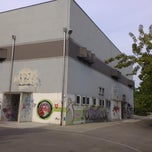Photo taken at Palazzetto Legrenzi by Roberto P. on 6/24/2012