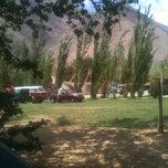 Photo taken at Camping Rancho Rodriguez by Leonardo M. on 2/16/2012