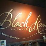 Photo taken at Black Raven Brewing Company by John B. on 2/24/2012