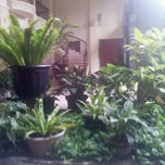 Photo taken at Hotel Asia Afrika Pasar Kembang by kodrat d. on 2/2/2012