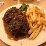 Photo taken at Lobby Bar - Hilton Garden Inn Albany by Marc P. on 3/13/2012