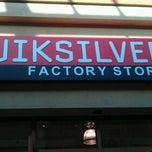 Photo taken at Quicksilver by Rufus C. on 3/4/2012
