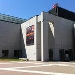 Photo taken at Musée d'art contemporain de Montréal (MACM) by David G. on 4/29/2012