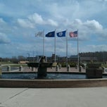 Photo taken at Old Dominion University Higher Education Center VAB by Mark H. on 3/8/2012