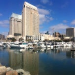 Photo taken at Manchester Grand Hyatt San Diego by Soyoung K. on 3/1/2012