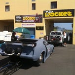 Photo taken at Sydney Dragway Start Line by Mountain/ \. on 3/11/2012