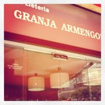 Photo taken at Granja Armengol by Anna A. on 8/4/2012
