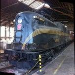 Photo taken at Amtrak: Harrisburg Transportation Center (HAR) by Daria B. on 5/19/2012