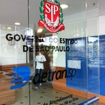 Photo taken at Departamento Estadual de Trânsito de São Paulo (DETRAN) by R. S. on 4/16/2012