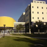 Photo taken at FIU - Management & Advanced Research Center (MARC) by Jen R. on 5/3/2012