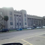 Photo taken at New Orleans Central Lock-Up by sean g. on 2/20/2012