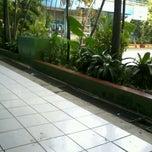 Photo taken at SMPN 7 Jakarta by Muhammad K. on 4/14/2012