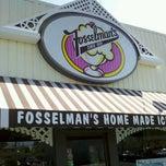 Photo taken at Fosselman's Ice Cream Co. by James J. on 6/16/2012