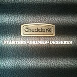 Photo taken at Cheddars by Barret J. on 4/9/2012