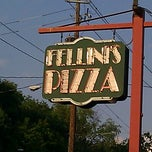 Photo taken at Fellini's Pizza by Dave M. on 6/23/2012