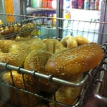 Photo taken at South Street Philly Bagels by Edgar F. on 6/30/2012