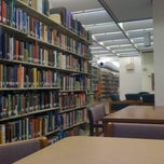 Photo taken at Howard-Tilton Memorial Library - Tulane University by Jennifer D. on 3/20/2012