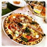 Photo taken at Pizzeria Molino Molard by Luc T. on 7/21/2012