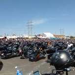 Photo taken at Black Hills Harley-Davidson by Robert A. on 8/6/2012