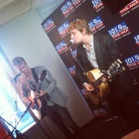 Photo taken at 101.9fm THE MIX - WTMX Chicago by Cara C. on 9/12/2012
