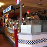 Photo taken at Auntie Anne's by Tom S. on 8/25/2012