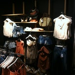 Photo taken at Stradivarius by Gernot W. on 7/15/2012