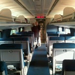 Photo taken at Amtrak Train #94 by Jimmy W. on 7/8/2012