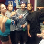 Photo taken at The dungeon studio by DJ Jdawg G. on 6/29/2012