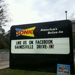 Photo taken at SONIC Drive In by Patrick R. on 2/17/2012