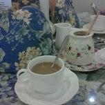 Photo taken at The Tea Shoppe by Nicole W. on 7/3/2012