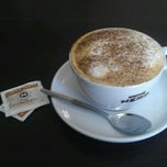 Photo taken at Caffè Nero by Hellvi P. on 9/7/2012