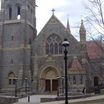 Photo taken at Packer Memorial Church by Melissa C. on 3/13/2012