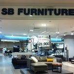 Photo taken at SB Furniture by สาโรช ต. on 3/23/2012