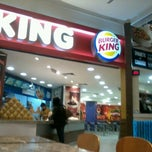 Photo taken at Burger King by Eduardo C. on 8/8/2012