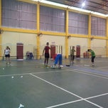 Photo taken at Arena Badminton, ST JOHN by Alam S. on 4/7/2012