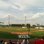 Photo taken at Joker Marchant Stadium by Mike C. on 3/29/2012