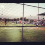 Photo taken at Eistetter Baseball Field & Park by Jared T. on 5/23/2012
