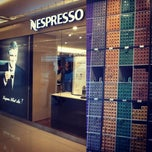 Photo taken at Бутик Nespresso by Victoriya E. on 8/25/2012