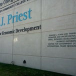 Photo taken at Bill J. Priest Institute for Economic Development by Tony C. on 2/26/2012