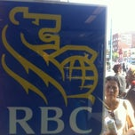 Photo taken at RBC Royal Bank by Dulalas sabado S. on 8/3/2012
