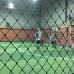 Photo taken at Speed futsal by sugimasihada on 6/1/2012